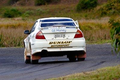 20;050605ARC;4-June-2005;ARC;Australia;Australian-Rally-Championship;Coates-Rally-Queensland;Evo-6;Imbil;John-Allen;Kevin-Shaw;Mitsubishi-Lancer;Mitsubishi-Lancer-Evolution-VI;QLD;Queensland;Sunshine-Coast;auto;motorsport;racing