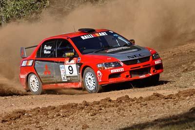 9;17-June-2006;ARC;Australia;Australian-Rally-Championship;Evo-9;Glen-Weston;Imbil;Mitsubishi-Lancer;Mitsubishi-Lancer-Evolution-IX;Mitsubishi-Team-RalliArt;Off‒Road;QLD;Queensland;Scott-Pedder;Sunshine-Coast;auto;motorsport;racing;telephoto