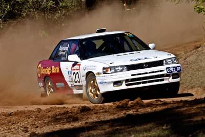 23;17-June-2006;ARC;Australia;Australian-Rally-Championship;Glen-Raymond;Imbil;Matt-Raymond;Off‒Road;QLD;Queensland;Subaru-Liberty;Sunshine-Coast;auto;motorsport;racing;telephoto