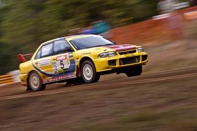 5;18-June-2006;ARC;Australia;Australian-Rally-Championship;Dale-Moscatt;Evo-3;Imbil;Kelvin-Croker;Mitsubishi-Lancer;Mitsubishi-Lancer-Evolution-III;Off‒Road;QLD;Queensland;Sunshine-Coast;auto;motorsport;movement;racing;speed;telephoto