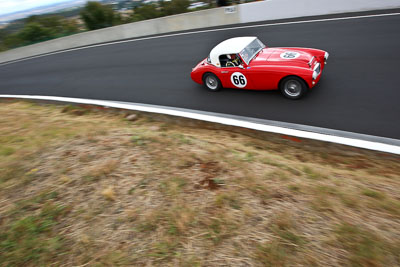 66;1959-Austin-Healey-3000;22-March-2008;Australia;Bathurst;Brian-Duffy;FOSC;Festival-of-Sporting-Cars;Mt-Panorama;NSW;New-South-Wales;Regularity;auto;motorsport;racing;wide-angle