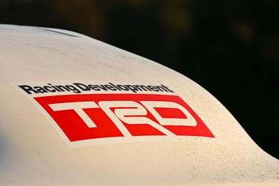 21-June-2008;ARC;Australia;Australian-Rally-Championship;QLD;Queensland;Sunshine-Coast;TRD;Toyota-Racing-Development;auto;detail;logo;motorsport;racing;service-park;super-telephoto