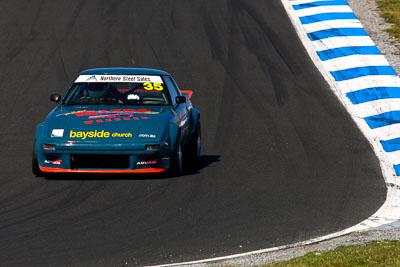 35;23-November-2008;Australia;Improved-Production;Island-Magic;Mazda-RX‒7;Melbourne;PIARC;Phillip-Island;Tom-Prentice;VIC;Victoria;auto;motorsport;racing;super-telephoto