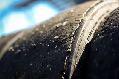 23-November-2008;50mm;Australia;Island-Magic;Melbourne;PIARC;Phillip-Island;VIC;Victoria;auto;close‒up;debris;detail;motorsport;racing;tyres