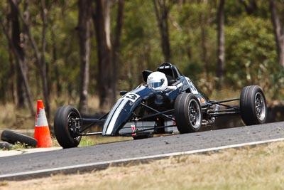 43;7-March-2009;Australia;Formula-Ford;James-Gardiner;Morgan-Park-Raceway;QLD;Queensland;Van-Dieman-RF93;Warwick;auto;motorsport;racing;super-telephoto