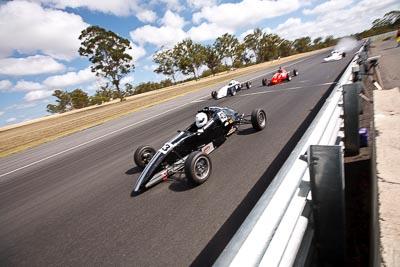 43;8-March-2009;Australia;Formula-Ford;James-Gardiner;Morgan-Park-Raceway;QLD;Queensland;Van-Dieman-RF93;Warwick;auto;motorsport;racing;wide-angle
