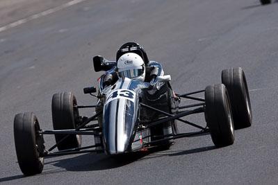 43;8-March-2009;Australia;Formula-Ford;James-Gardiner;Morgan-Park-Raceway;QLD;Queensland;Van-Dieman-RF93;Warwick;auto;motorsport;racing;super-telephoto
