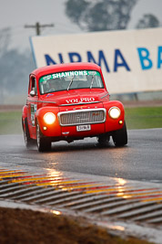 244;1961-Volvo-PV544;23196H;26-July-2009;Australia;FOSC;Festival-of-Sporting-Cars;Improved-Production;Mike-Batten;NSW;Narellan;New-South-Wales;Oran-Park-Raceway;auto;motorsport;racing;super-telephoto