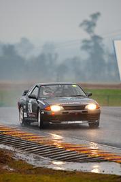 90;1993-Nissan-Skyline-R32-GTR;26-July-2009;Australia;Colin-Ward;FOSC;Festival-of-Sporting-Cars;Improved-Production;NSW;Narellan;New-South-Wales;Oran-Park-Raceway;auto;motorsport;racing;super-telephoto