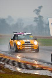 59;2003-Mini-Cooper-S;26-July-2009;Australia;FOSC;Festival-of-Sporting-Cars;Hans-Riehs;Improved-Production;NSW;Narellan;New-South-Wales;Oran-Park-Raceway;auto;motorsport;racing;super-telephoto
