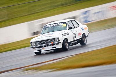 78;1971-Holden-Torana-LC-GTR;26-July-2009;Australia;FOSC;Festival-of-Sporting-Cars;Improved-Production;Mark-Tutton;NSW;Narellan;New-South-Wales;Oran-Park-Raceway;Topshot;auto;motion-blur;motorsport;racing;super-telephoto