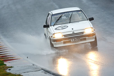 42;1985-Holden-Barina;26-July-2009;Australia;David-Rowe;FOSC;Festival-of-Sporting-Cars;KR211;NSW;Narellan;New-South-Wales;Oran-Park-Raceway;Regularity;auto;motorsport;racing;super-telephoto