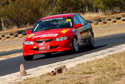 15;7-August-2009;Australia;Holden-Commodore-VT;Morgan-Park-Raceway;QLD;Queensland;Saloon-Cars;Shannons-Nationals;Shawn-Jamieson;Warwick;auto;motorsport;racing;super-telephoto