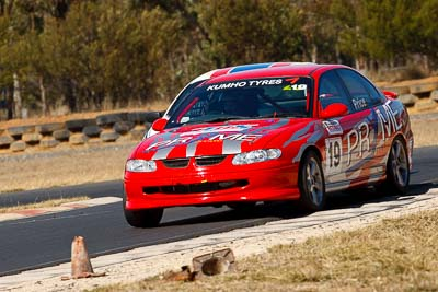 19;7-August-2009;Australia;Holden-Commodore-VT;Morgan-Park-Raceway;QLD;Queensland;Richard-Price;Saloon-Cars;Shannons-Nationals;Warwick;auto;motorsport;racing;super-telephoto