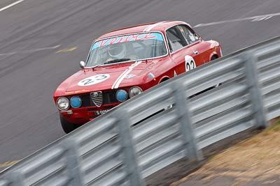 23;1969-Alfa-Romeo-GTV-1750;25-July-2010;Australia;Historic-Production-Sports-Cars;Manuel-Pena;Morgan-Park-Raceway;QLD;Queensland;Warwick;auto;motorsport;racing;super-telephoto