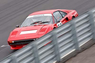52;1980-Ferrari-308GTB;25-July-2010;Australia;Historic-Production-Sports-Cars;Len-Watson;Morgan-Park-Raceway;QLD;Queensland;Warwick;auto;motorsport;racing;super-telephoto