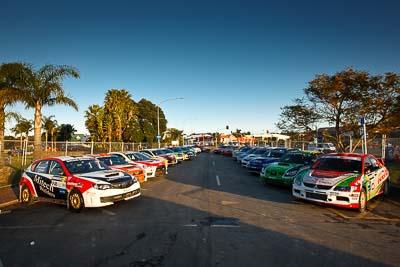 11;12;14;15;16;27;11;12;14;16;17-July-2011;27;APRC;Asia-Pacific-Rally-Championship;Ben-Hawkins;Ben-Jagger;Bosowa-Rally-Team;Brian-Green;Brian-Green-Motorsport;Fleur-Pedersen;Glenn-Goldring;Glenn-Inkster;Hade-Mboi;International-Rally-Of-Whangarei;Jason-Farmer;Jean‒Louis-Leyraud;Matt-Jansen;Mitsubishi-Lancer-Evolution-IX;Mitsubishi-Lancer-Evolution-X;NZ;New-Zealand;Northland;Parc-Ferme;Parc-Fermé;Possum-Bourne-Motorsport;Rally;Rob-Scott;Subaru-Impreza-WRX-STI;Subhan-Aksa;Topshot;Whangarei;auto;garage;group;motorsport;racing;sky;wide-angle
