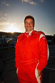 17-July-2011;APRC;Asia-Pacific-Rally-Championship;Daniel-Palau;International-Rally-Of-Whangarei;NZ;New-Zealand;Northland;Rally;Whangarei;auto;garage;motorsport;portrait;racing;sky;sun;wide-angle