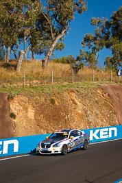 28;25-February-2012;Australia;BMW-335i;Bathurst;Bathurst-12-Hour;Christian-DAgostin;GWS-Personnel-Motorsport;Garth-Duffy;Mt-Panorama;NSW;New-South-Wales;Peter-ODonnell;auto;endurance;motorsport;racing;telephoto