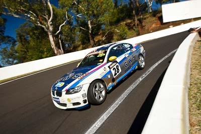 28;25-February-2012;Australia;BMW-335i;Bathurst;Bathurst-12-Hour;Christian-DAgostin;GWS-Personnel-Motorsport;Garth-Duffy;Mt-Panorama;NSW;New-South-Wales;Peter-ODonnell;auto;endurance;motorsport;racing;wide-angle