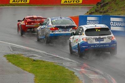 28;7;26-February-2012;7;Angus-Kennard;Australia;BMW-335i;Bathurst;Bathurst-12-Hour;Christian-DAgostin;Dean-Herridge;GWS-Personnel-Motorsport;Garth-Duffy;John-ODowd;Maximum-Motorsport;Mt-Panorama;NSW;New-South-Wales;Peter-ODonnell;Subaru-Impreza-WRX-STI;auto;endurance;motorsport;racing;rain;super-telephoto;wet