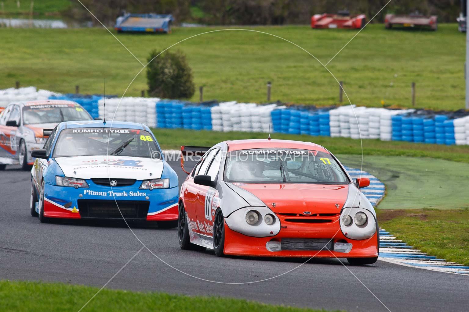 (17);17;23 September 2012;Australia;Ford Falcon AU;Phillip Island;Shane Hunt;Shannons Nationals;V8 Touring Cars;VIC;Victoria;auto;motorsport;racing;super telephoto
