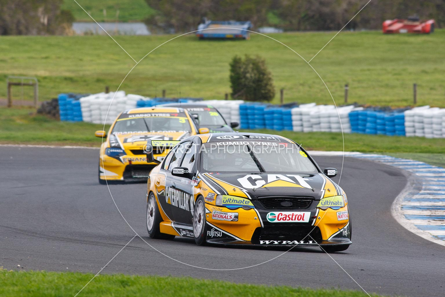 (6);23 September 2012;6;Australia;Ford Falcon BA;Phillip Island;Shannons Nationals;Tony Evangelou;V8 Touring Cars;VIC;Victoria;auto;motorsport;racing;super telephoto