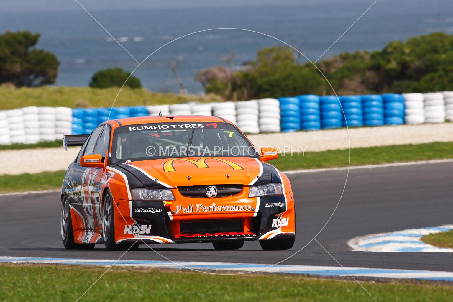 (7);23 September 2012;7;Australia;Holden Commodore VZ;Jim Pollicina;Phillip Island;Shannons Nationals;V8 Touring Cars;VIC;Victoria;auto;motorsport;racing;super telephoto