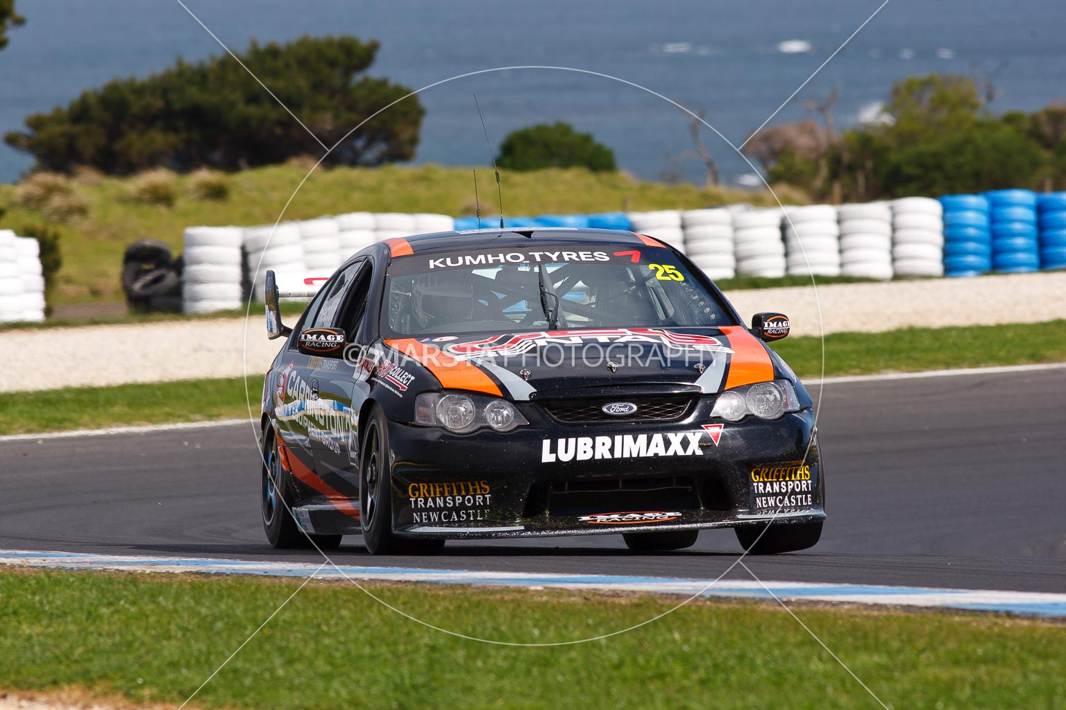 (25);23 September 2012;25;Australia;Ford Falcon BA;Michael Hector;Phillip Island;Shannons Nationals;V8 Touring Cars;VIC;Victoria;auto;motorsport;racing;super telephoto
