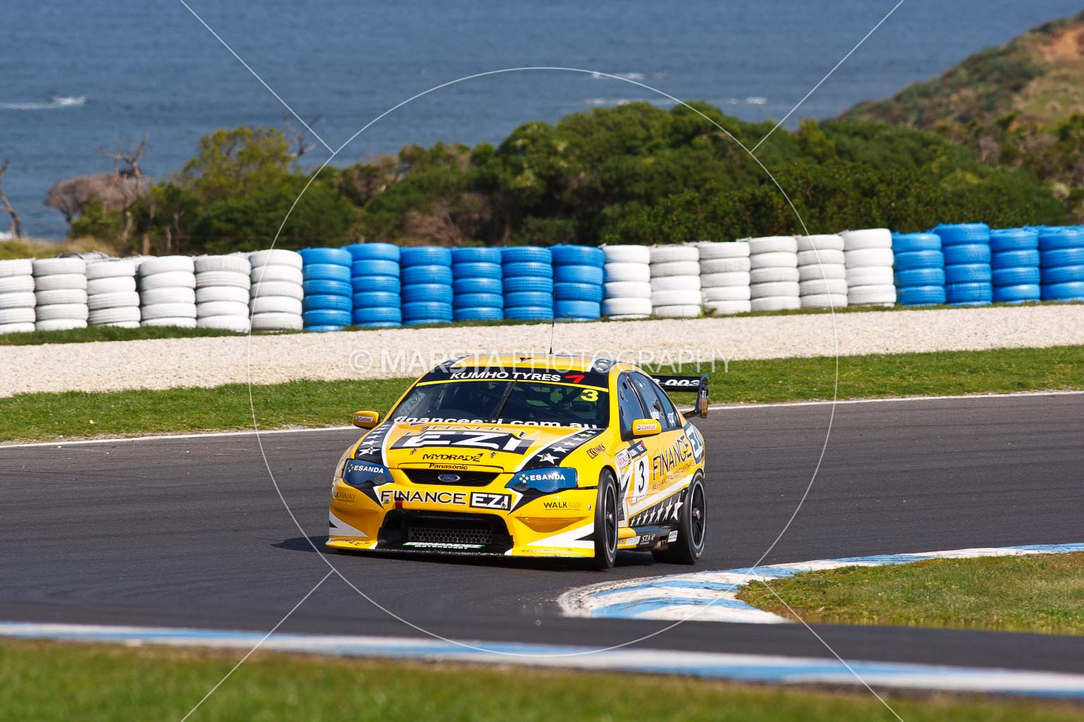 (3);23 September 2012;3;Australia;Fernandez Motorsport;Ford Falcon BA;Josh Hunter;Phillip Island;Shannons Nationals;V8 Touring Cars;VIC;Victoria;auto;motorsport;racing;super telephoto