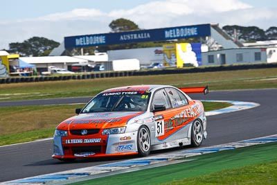 51;22-September-2012;51;Australia;Holden-Commodore-VZ;Ian-Yeing;Phillip-Island;Shannons-Nationals;V8-Touring-Cars;VIC;Victoria;auto;motorsport;racing;telephoto