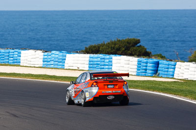 51;22-September-2012;51;Australia;Holden-Commodore-VZ;Ian-Yeing;Phillip-Island;Shannons-Nationals;V8-Touring-Cars;VIC;Victoria;auto;motorsport;ocean;racing;super-telephoto