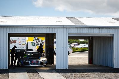 70;22-September-2012;70;AGT;Audi-R8-LMS;Australia;Australian-GT-Championship;Grand-Tourer;John-Briggs;Phillip-Island;Shannons-Nationals;Topshot;VIC;Victoria;atmosphere;auto;endurance;garage;motorsport;paddock;racing;telephoto