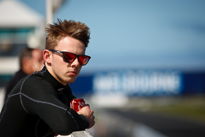 22-September-2012;Australia;Formula-3;Jon-Collins;Open-Wheeler;Phillip-Island;R‒Tek-Motorsport;Shannons-Nationals;Topshot;VIC;Victoria;atmosphere;auto;motorsport;paddock;pitlane;portrait;racing;telephoto