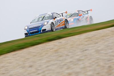 26;23-September-2012;26;Australia;John-Modystach;Phillip-Island;Porsche-911-GT3-Cup-997;Porsche-GT3-Cup-Challenge;Shannons-Nationals;VIC;Victoria;auto;motion-blur;motorsport;racing;super-telephoto