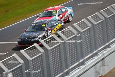 64;23-September-2012;Australia;Chris-Lillis;Holden-Commodore-VT;Phillip-Island;Saloon-Cars;Shannons-Nationals;VIC;Victoria;auto;fence;motion-blur;motorsport;racing;telephoto