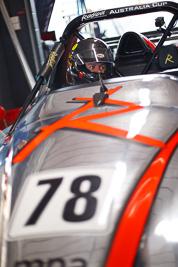 78;23-September-2012;50mm;Australia;Greg-Smith;Phillip-Island;Radical;Shannons-Nationals;VIC;Victoria;atmosphere;auto;motorsport;pitlane;racing