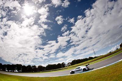 70;23-September-2012;70;AGT;Audi-R8-LMS;Australia;Australian-GT-Championship;Grand-Tourer;John-Briggs;Phillip-Island;Shannons-Nationals;VIC;Victoria;auto;clouds;endurance;fisheye;motorsport;racing;sky