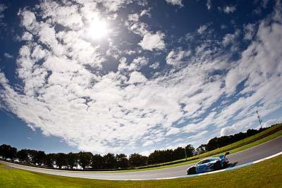888;23-September-2012;AGT;Audi-R8-LMS;Australia;Australian-GT-Championship;Craig-Lowndes;Grand-Tourer;Phillip-Island;Shannons-Nationals;VIC;Victoria;auto;clouds;endurance;fisheye;motorsport;racing;sky