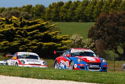 5;23-September-2012;5;Adam-Marjoram;Australia;Phillip-Island;Porsche-911-GT3-Cup-997;Porsche-GT3-Cup-Challenge;Shannons-Nationals;VIC;Victoria;auto;motorsport;racing;super-telephoto;trees