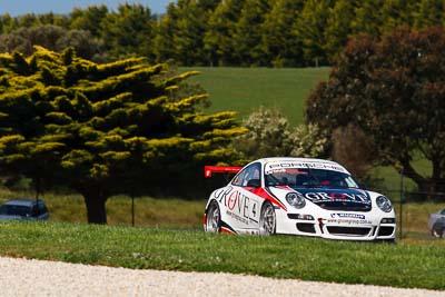 4;23-September-2012;4;Australia;Phillip-Island;Porsche-911-GT3-Cup-997;Porsche-GT3-Cup-Challenge;Shannons-Nationals;VIC;Victoria;auto;motorsport;racing;super-telephoto;trees