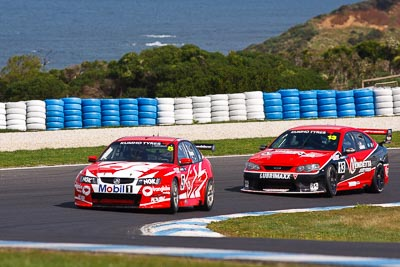 13;5;13;23-September-2012;5;Australia;Bobby-Jane;Ford-Falcon-BA;Holden-Commodore-VZ;Matthew-Hansen;Phillip-Island;Shannons-Nationals;V8-Touring-Cars;VIC;Victoria;auto;motorsport;racing;super-telephoto
