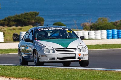 50;23-September-2012;Australia;Cameron-Moss;Ford-Falcon-AU;Phillip-Island;Saloon-Cars;Shannons-Nationals;VIC;Victoria;auto;motorsport;racing;super-telephoto