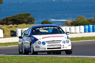 5;23-September-2012;5;Andrew-Nowland;Australia;Ford-Falcon-AU;Phillip-Island;Saloon-Cars;Shannons-Nationals;VIC;Victoria;auto;motorsport;racing;super-telephoto