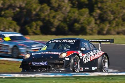 12;12;23-September-2012;AGT;Australia;Australian-GT-Championship;Grand-Tourer;Klark-Quinn;Phillip-Island;Porsche-911-GT3-R-997;Shannons-Nationals;VIC;VIP-Petfoods;Victoria;auto;endurance;motorsport;racing;super-telephoto