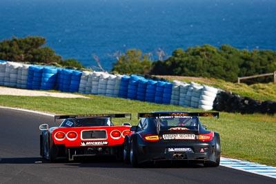 12;22;12;22;23-September-2012;AGT;Ash-Samadi;Australia;Australian-GT-Championship;Dean-Grant;Grand-Tourer;Klark-Quinn;Mosler-MT900-GT3;Phillip-Island;Porsche-911-GT3-R-997;Shannons-Nationals;Team-ASR;Topshot;VIC;VIP-Petfoods;Victoria;auto;endurance;motorsport;ocean;racing;super-telephoto