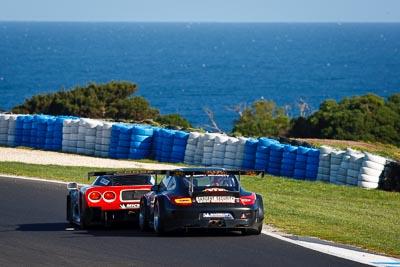12;22;12;22;23-September-2012;AGT;Ash-Samadi;Australia;Australian-GT-Championship;Dean-Grant;Grand-Tourer;Klark-Quinn;Mosler-MT900-GT3;Phillip-Island;Porsche-911-GT3-R-997;Shannons-Nationals;Team-ASR;VIC;VIP-Petfoods;Victoria;auto;endurance;motorsport;ocean;racing;super-telephoto