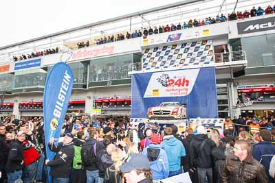 20-May-2013;24-Hour;Deutschland;Germany;Nordschleife;Nuerburg;Nuerburgring;Nurburg;Nurburgring;Nürburg;Nürburgring;Rhineland‒Palatinate;atmosphere;auto;celebration;motorsport;paddock;podium;racing;telephoto;wide-angle