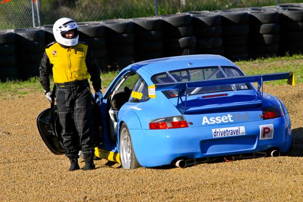 Australian Motor Racing Series, Queensland Raceway, Ipswich, Australia, 2-3 July 2005