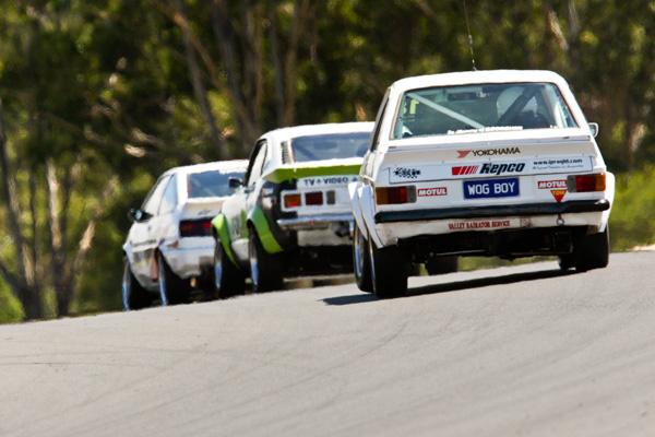 Queensland State Championships, Morgan Park Raceway, Warwick, Australia, 1-2 March 2008